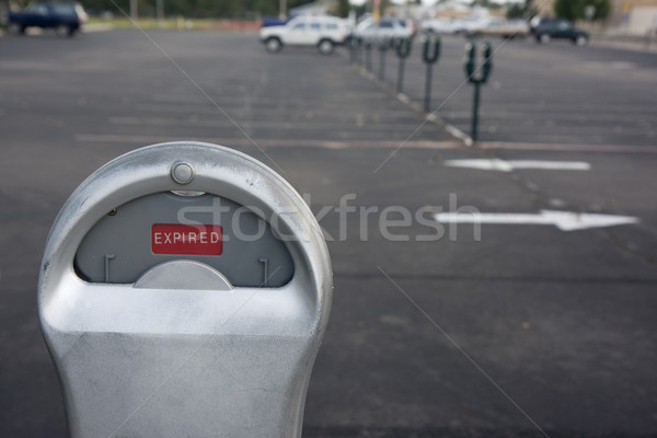 expired parking meter Stock photo © PixelsAway