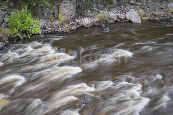 急速 ラ 川 ビッグ ストックフォト © PixelsAway