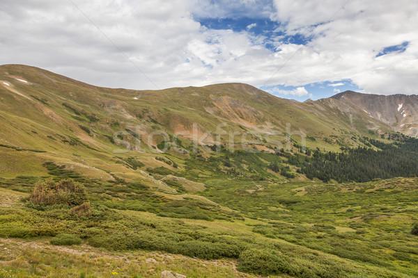 Montagne alpine été vert montagnes Photo stock © PixelsAway
