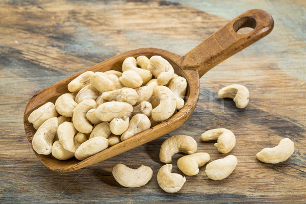 cashew nuts Stock photo © PixelsAway