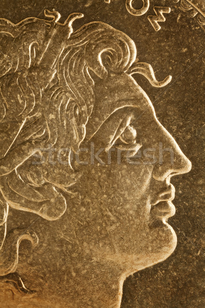 Alexander the Great portrait Stock photo © PixelsAway