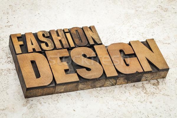 fashion design Stock photo © PixelsAway
