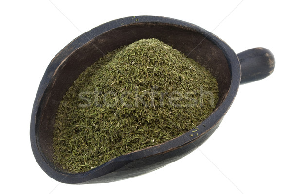 scoop of dried dill weed Stock photo © PixelsAway