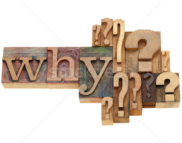 why question abstract Stock photo © PixelsAway