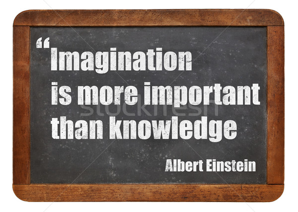 imagination and knowledge Stock photo © PixelsAway