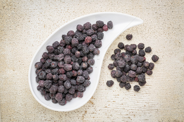 dried chokeberry (aronia) Stock photo © PixelsAway