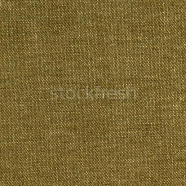 brown coarse canvas background Stock photo © PixelsAway
