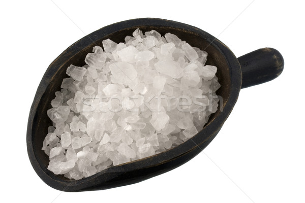 scoop of rock salt Stock photo © PixelsAway
