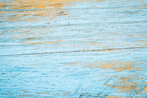 painted and scratched wood texture Stock photo © PixelsAway