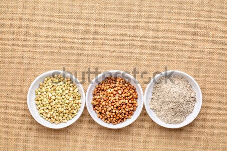 chia and flax seed Stock photo © PixelsAway