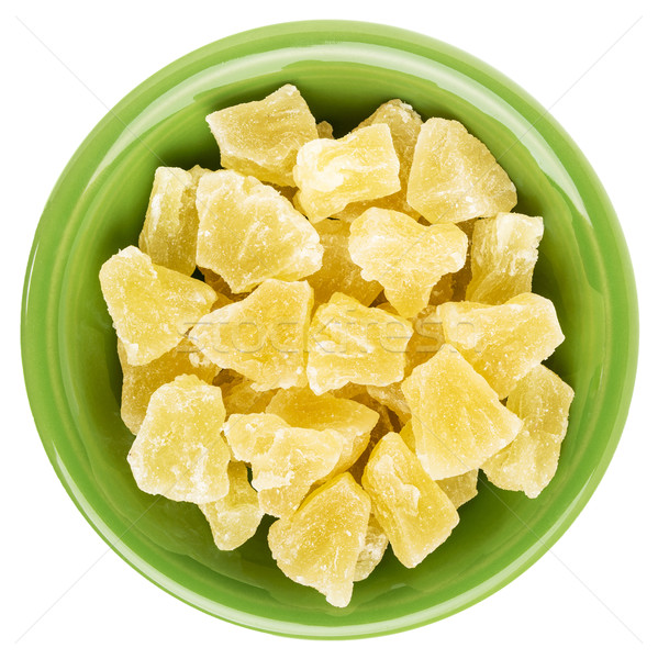 chunks of dried pineapple Stock photo © PixelsAway