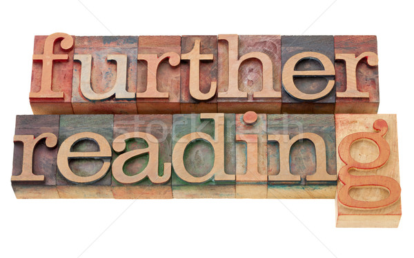further reading text Stock photo © PixelsAway
