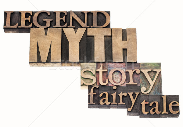 legend, myth, story, tale Stock photo © PixelsAway