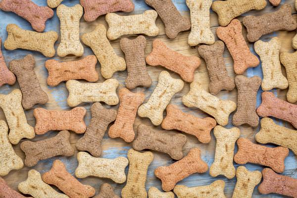 milk bones background Stock photo © PixelsAway