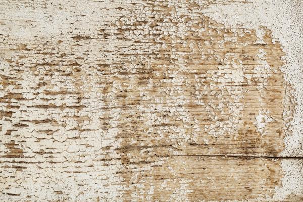 Schuur houtstructuur grunge verweerde hout geschilderd Stockfoto © PixelsAway