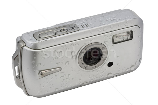 waterproof digital camera Stock photo © PixelsAway