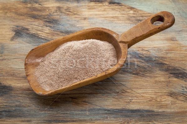 scoop of teff flour  Stock photo © PixelsAway