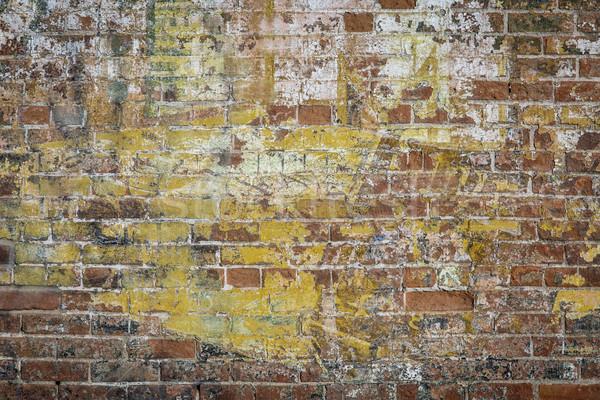 graffiti brick wall  Stock photo © PixelsAway