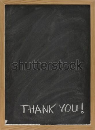 üres tábla radír iskolatábla fehér kréta por Stock fotó © PixelsAway