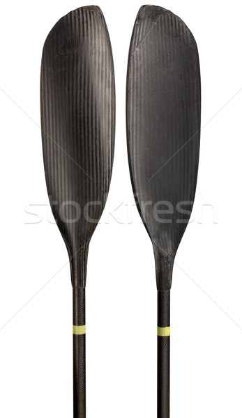 Carbon fiber kayak paddle Stock photo © PixelsAway
