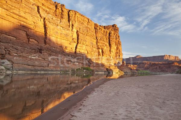 Colorado River in Canyonlands Stock photo © PixelsAway