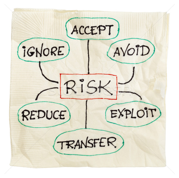 risk management strategy Stock photo © PixelsAway