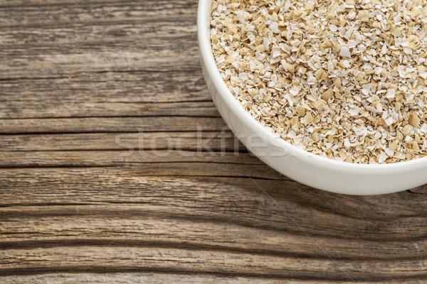 oat bran Stock photo © PixelsAway