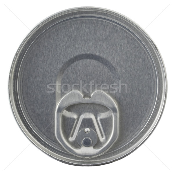 tin can top with opener Stock photo © PixelsAway