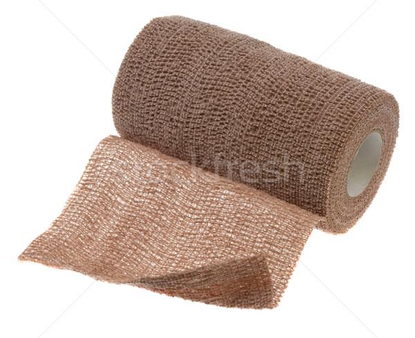 flexible cohesive bandage wrap Stock photo © PixelsAway