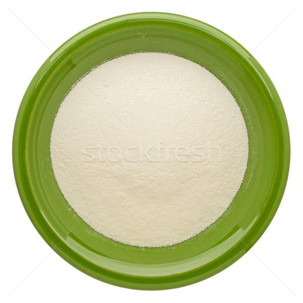 collagen protein powder Stock photo © PixelsAway