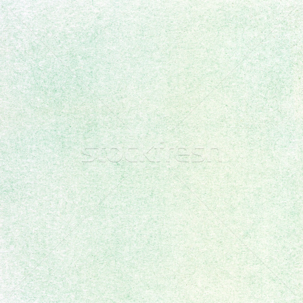 Stock photo: delicate blue watercolor paper texture