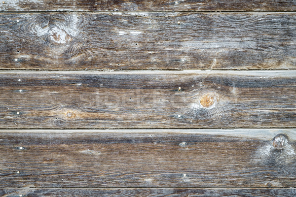 rustic and weathered wood background Stock photo © PixelsAway