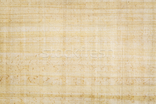 Egyptian papyrus paper Stock photo © PixelsAway