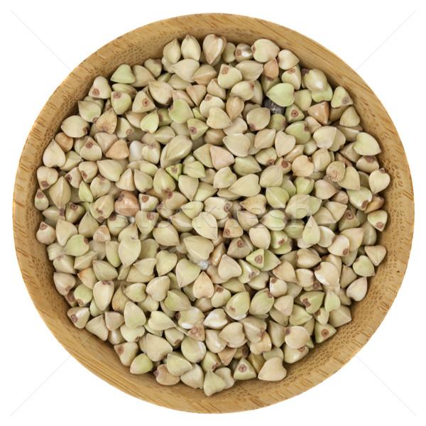buckwheat groats Stock photo © PixelsAway