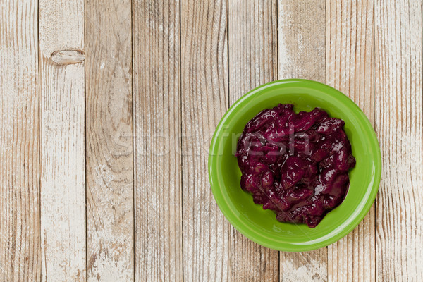 cranberry sauce  Stock photo © PixelsAway