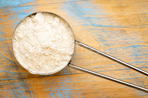 gluten free  quinoa flour Stock photo © PixelsAway