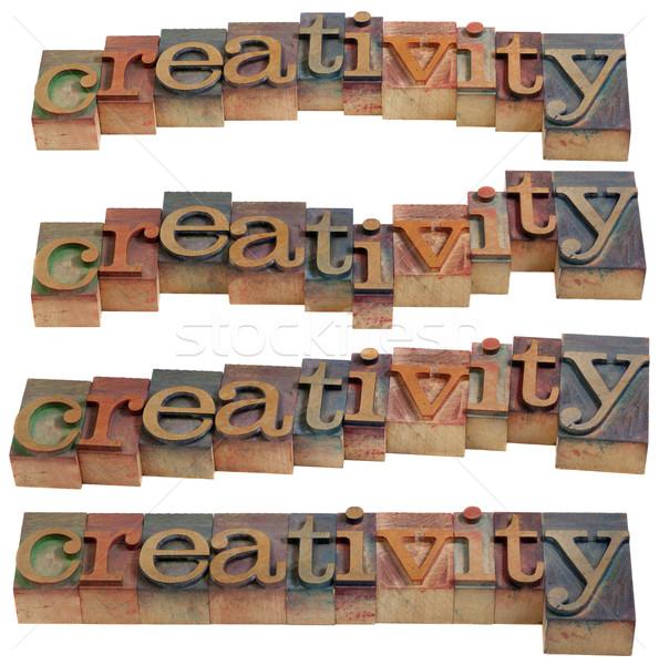 creativity  Stock photo © PixelsAway