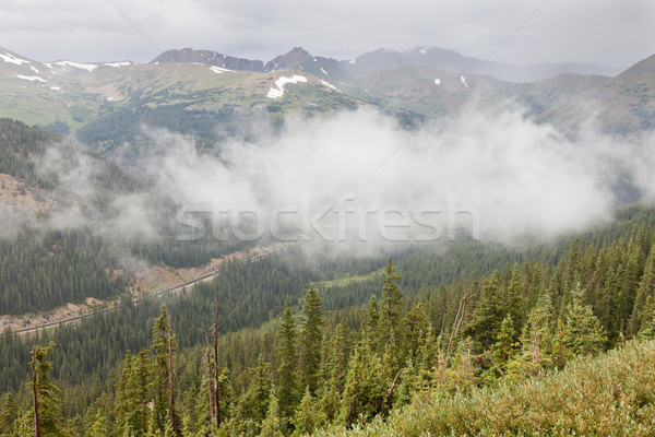 Rocky Mountains valley Stock photo © PixelsAway