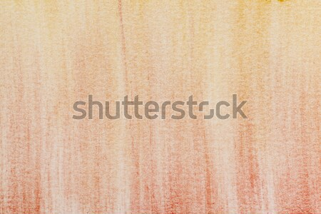 Stock photo: red pastel abstract