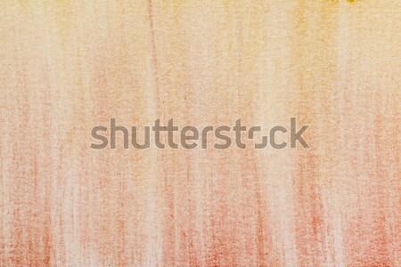 Piros pasztell absztrakt narancs citromsárga textúra Stock fotó © PixelsAway