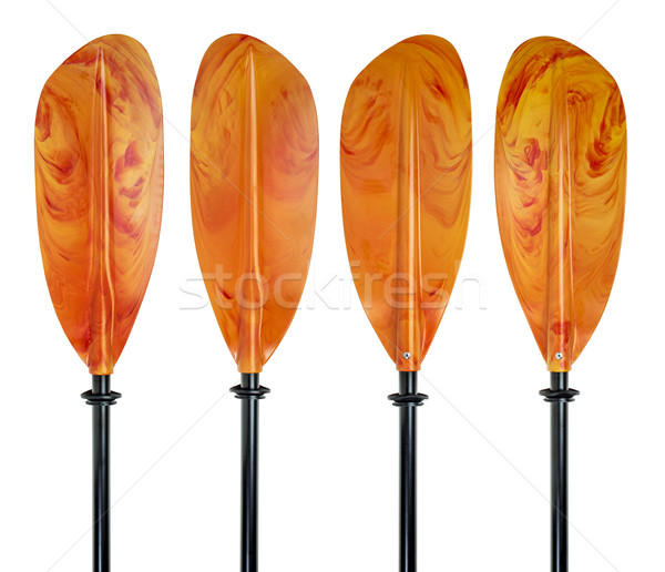kayak paddle blades Stock photo © PixelsAway