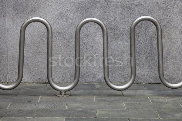 bike parking racks Stock photo © PixelsAway