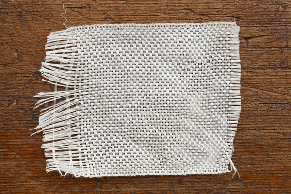 fiberglass cloth patch Stock photo © PixelsAway