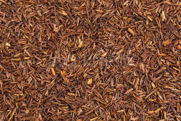 Czerwony herbaty tekstury Bush naturalnie Zdjęcia stock © PixelsAway