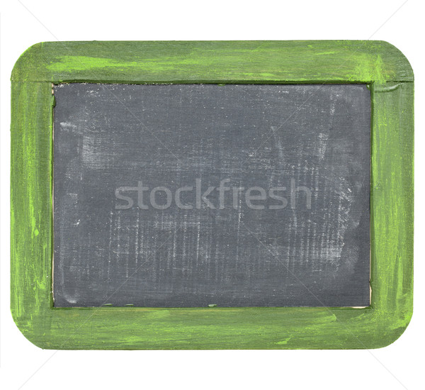 blank slate blackboard Stock photo © PixelsAway