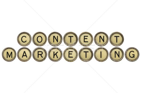 content marketing  Stock photo © PixelsAway