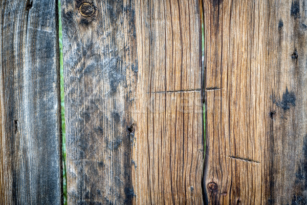 old weathered wood texture  Stock photo © PixelsAway