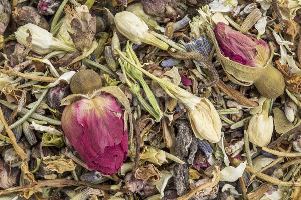 Healthy stomach herbal tea Stock photo © PixelsAway