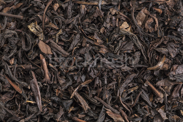 Oolong thee textuur organisch los Stockfoto © PixelsAway