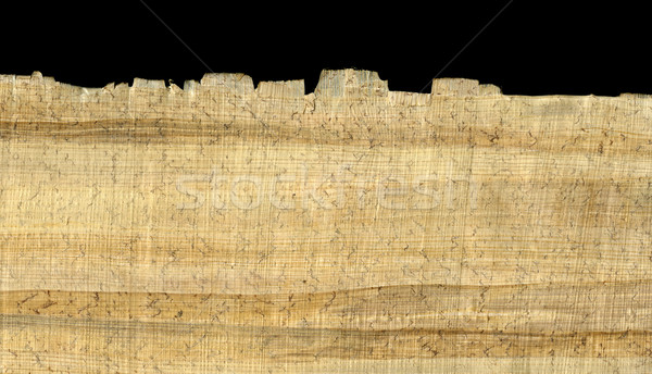 papyrus paper background and edge Stock photo © PixelsAway
